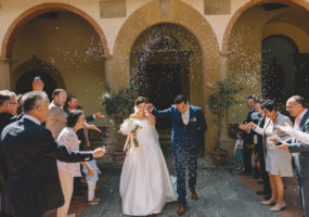 Trouwen in Toscane - Funkybirdphotography - Ceremonie
